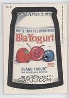 Bla Yogurt