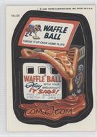 Waffle Ball