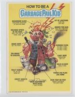 How to be a Garbage Pail Kid
