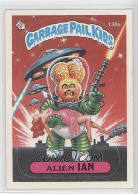 1986 Topps Garbage Pail Kids Series 3-6 [???] #138A - [Missing]