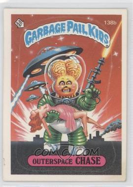 1986 Topps Garbage Pail Kids Series 3-6 [???] #138b.2 - [Missing] (two star back)