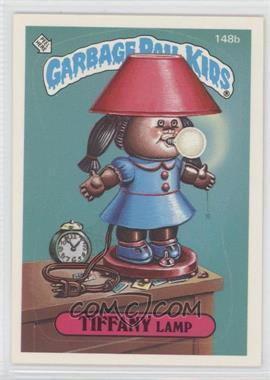 1986 Topps Garbage Pail Kids Series 3-6 [???] #148b.2 - Tiffany Lamp (two star back)