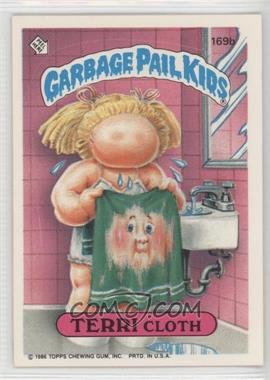 1986 Topps Garbage Pail Kids Series 3-6 [???] #169B - [Missing]