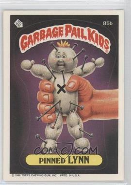 1986 Topps Garbage Pail Kids Series 3-6 [???] #85B - [Missing]