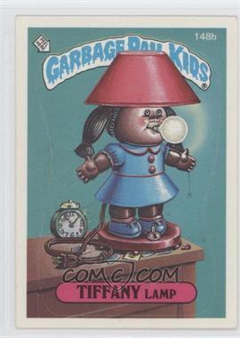 1986 Topps Garbage Pail Kids Series 4 #148b.2 - Tiffany Lamp (two star back)
