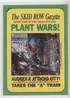 The Skid Row Gazette