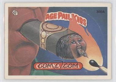 1987 Topps Garbage Pail Kids Series 8 #300a - Corrina Corona