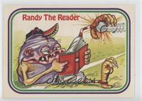 Randy The Reader
