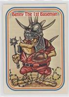 Benny The 1st Baseman