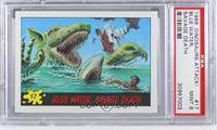 Blue Water, Savage Death [PSA 9]