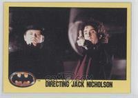 Directing Jack Nicholson