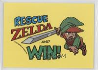 Rescue Zelda and Win