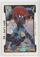 Let's Talk (Spider-Man)