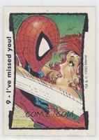 I've Missed You (Spider-Man, Mary Jane)
