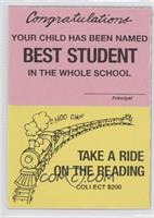 Best Student/Take a Ride