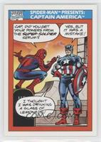 Spider-Man Presents: Captain America