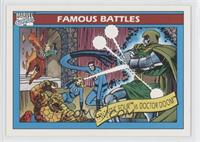 Fantastic Four vs. Doctor Doom