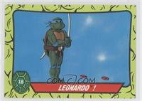 Leonardo!