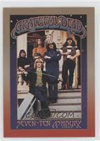 710 Ashbury, 1967 (Grateful Dead)