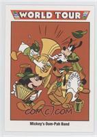 Mickey's Oom-Pah Band