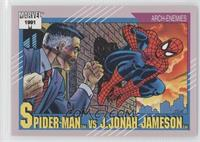 Spider-Man vs J. Jonah Jameson