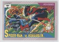 Spider-Man vs Hobgoblin