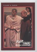 Picard & Sarek