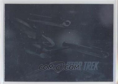 1991 Impel Star Trek 25th Anniversary Holograms #H1 - The Birth of a Legend