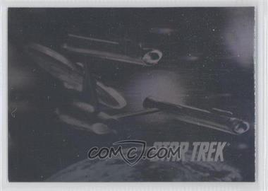 1991 Impel Star Trek 25th Anniversary Holograms #HH1 - The Birth of a Legend