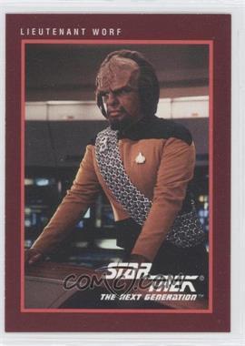 1991 Impel Star Trek 25th Anniversary #110 - [Missing]