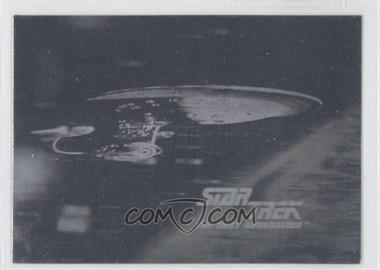 1991 Impel Star Trek 25th Anniversary #2 - [Missing]