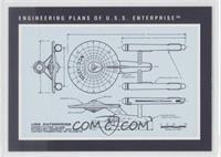 Engineering Plans of U.S.S. Enterprise