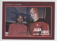 Picard & Guinan