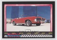 1970 Cougar Xr-7 Convertible, 428 Cj