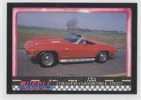 Corvette Convertible. 425/427