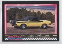 1970 Dodge T/a 340 Six Pack