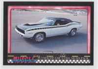 Plymouth Aar 'cuda 340 Six Pack