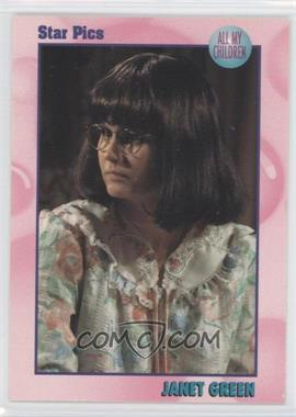 1991 Star Pics ABC Soaps All My Children Autographs [Autographed] #32 - [Missing]