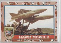 Hawk Missile
