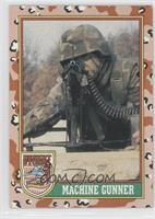 Machine Gunner (Brown