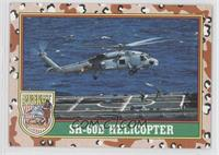 Sh-60b Helicopter