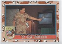 Lt. Gen. Horner