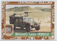 Hummer Land Vehicle (Brown