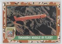 Tomahawk Missile In Flight
