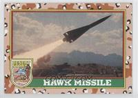 Hawk Missile (Yellow