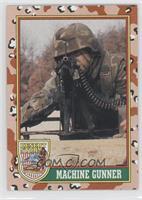 Machine Gunner (Yellow