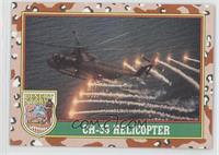 Ch-53 Helicopter