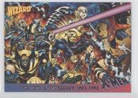 X-Men Turn Thirty (Base)