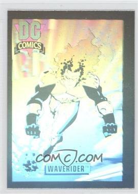 1992 Impel DC Comics DC Cosmic - Holograms #DCH10 - Waverider