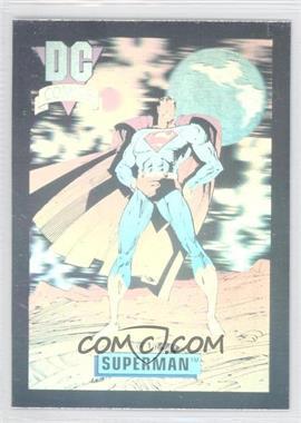 1992 Impel DC Comics DC Cosmic Holograms #8 - [Missing]